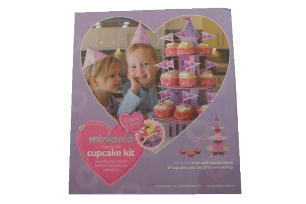 Miniamo Cupcake Kit Set - Girl