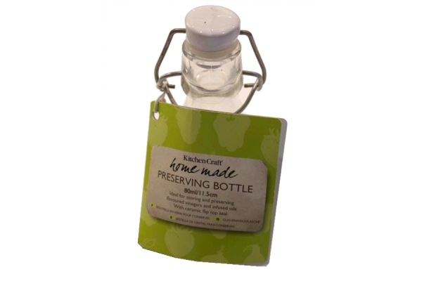 Glass Bottle 80ml