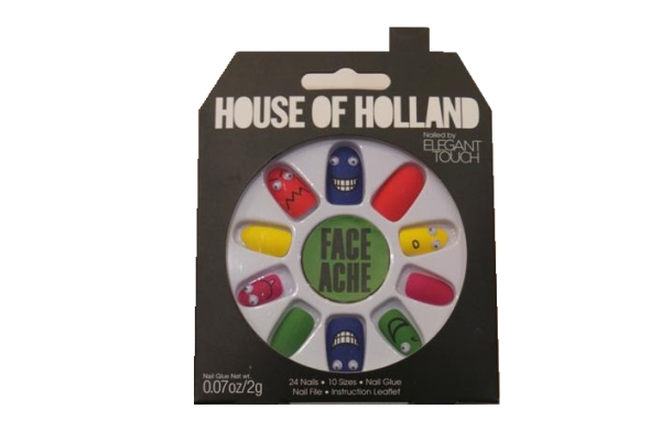 House of Holland Nails (Face Ache)