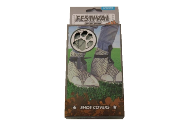 Elephant Festival Feet (Shoe Cover)