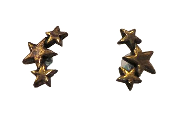 Avant Garde Paris Star Earring